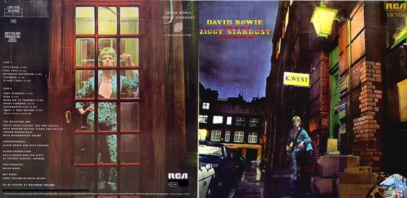 bowie ziggy cover